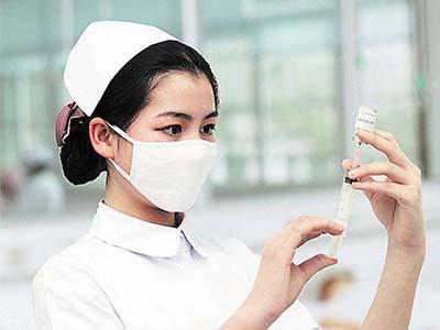护理专业-打针的护士