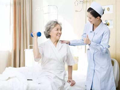 老年服务与管理专业-开心的老人