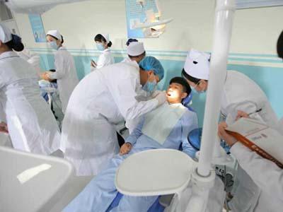 口腔修复工艺专业-口腔治疗